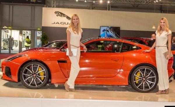 Die neuesten Modelle gibt es auf der Vienna Autoshow zu sehen.