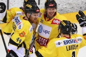 Vienna Capitals beendeten kurze Niederlagenserie: Die Highlights im Video