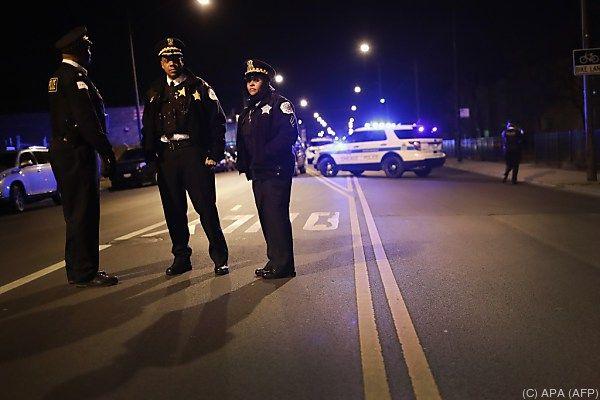 Chicago ist ein Kriminalitäts-Hotspot