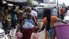 1,4 Mio. Kindern in Afrika droht Hungertod