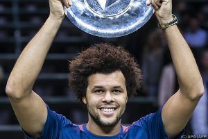 Tsonga gewann Rotterdam-Finale, Dolgopolow in Buenos Aires