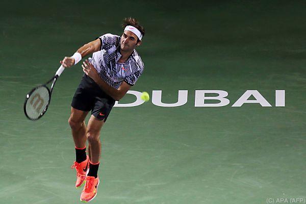 Roger Federer hat offenbar noch lange nicht genug