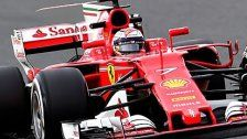 F1-Tests: Räikkönen ließ Hamilton hinter sich