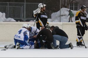 VIDEO! EHC Montafon steht im Finale, Walter Buaba out