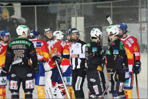 HC Rankweil unterlag in Dübendorf in Overtime