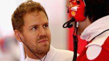 Vettel glaubt weiter an WM-Titel mit Ferrari