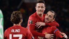 Manchester-Sieg dank Ibrahimovic-Hattrick