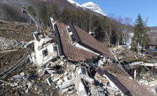 Lawinen-Katastrophe: Schnee gibt Hotel frei