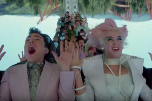 "Der Antenne Vorarlberg – Hit-Tipp: Katy Perry mit ""Chained To The Rhythm"""