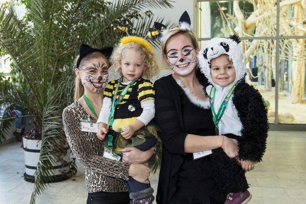 Tierisch lustig wird auch heuer der Kinderfasching in Schönbrunn