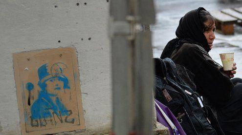 Habgierige Bettlerin bekam 500 Euro und entriss Frau noch mehr