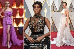 Oscars 2017: Die Fashion-Flops am Red Carpet