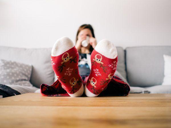 Es gibt einige Möglichkeiten, kalten Füßen entgegen zu wirken.
