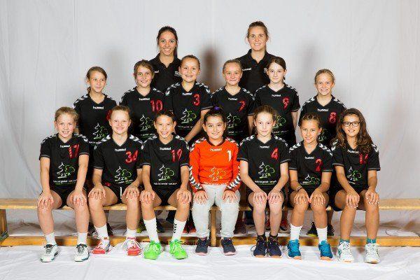 Erfolgreiche Titelverteidigung für junge Handballer