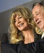 """Goldie Hawn in Wien: """"'Pflegeleicht', was für ein großartiges Wort!"""""""