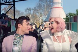 "ANTENNE VORARLBERG – Hit-Tipp: Katy Perry mit ""Chained To The Rhythm"""