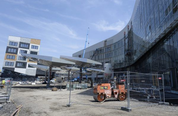 2017 soll das Krankenhaus Nord in Wien-Floridsdorf ferstiggestellt sein.