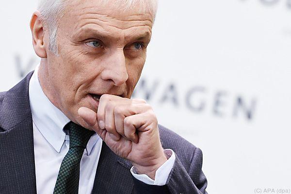 Auch gegen Müller soll nun ermittelt werden