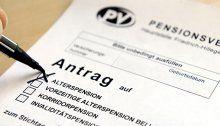 Immer mehr Österreicher gehen in den Ruhestand
