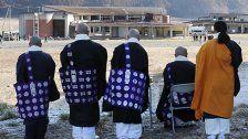 Japan gedenkt der Opfer der Tsunami-Katastrophe