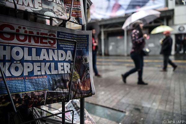Niederländischer Botschafter darf nicht mehr in Türkei einreisen