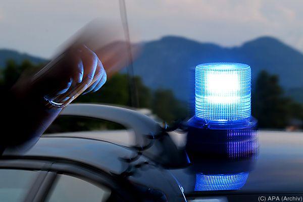 Die Polizei bestätigte einen Vorfall mit einer Waffe