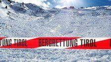 St. Anton am Arlberg: Zwei Tote durch Lawine