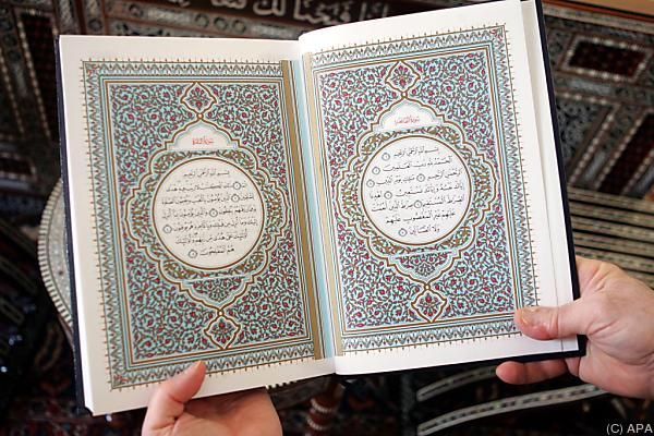 Fokus der Ausstellung liegt auf der islamischen Kultur in Österreich