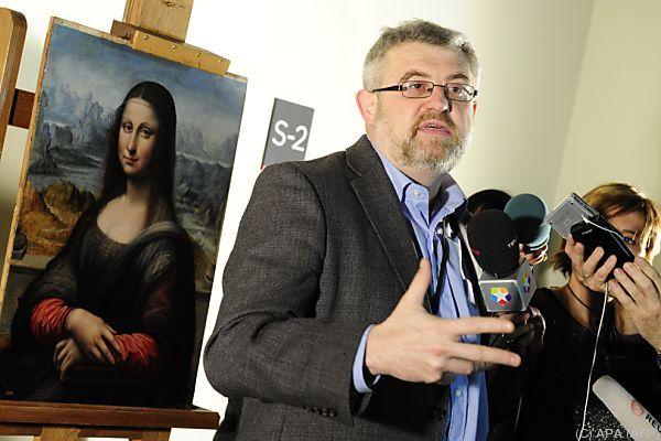 Der Spanier war bisher stellvertretender Direktor der Gemäldegalerie