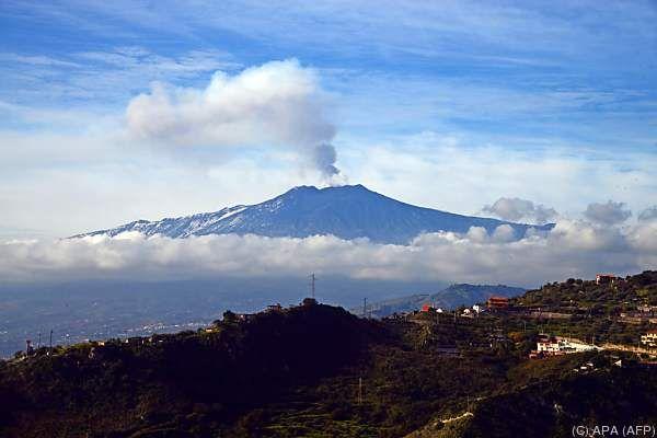 Vulkanausbruch beeinträchtig unter anderem auch den Flugverkehr