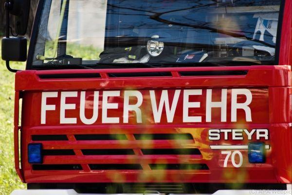 150 Feuerwehrleute im Einsatz