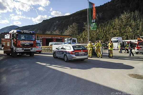 Zwei Mechaniker kamen ums Leben