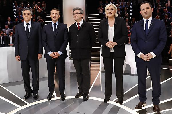 Vorwürfe an Le Pen, sie wolle die Gesellschaft spalten