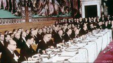 EU-Gipfel zum 60.: Mehr Festakt als Antworten