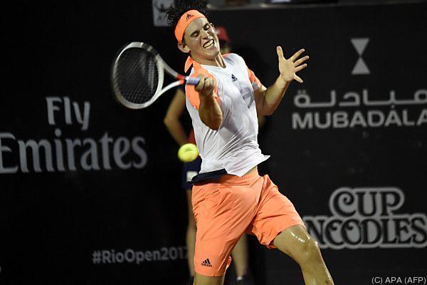 Niederösterreicher tritt beim ATP-500-Turnier in Washington an