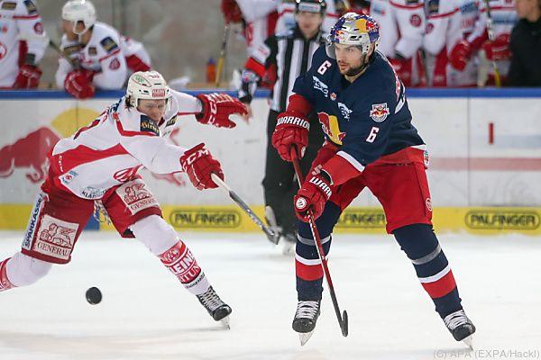 Salzburger starteten gut in die Serie