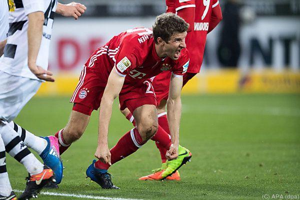 Der DFB-Teamspieler durfte endlich wieder mal jubeln