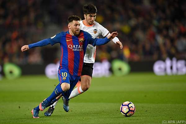 Nächster Doppelpack von Messi für die Katalanen