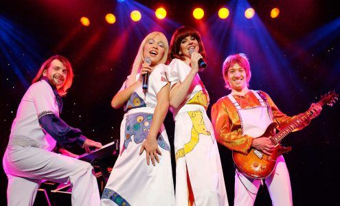"ABBA-Musical-Biographie ""Thank you for the music"" gibt ein Gastspiel in Wien"