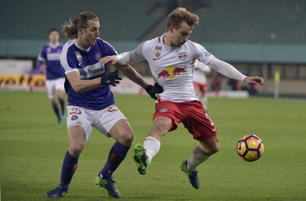LIVE-Ticker zum Spiel Red Bull Salzburg gegen FK Austria Wien ab 16.30 Uhr.