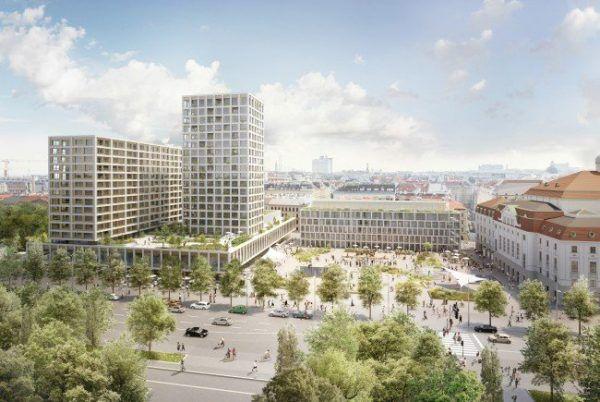 Durch das Bauvorhaben könnte die Innenstadt den Weltkultur-Erbe-Titel verlieren
