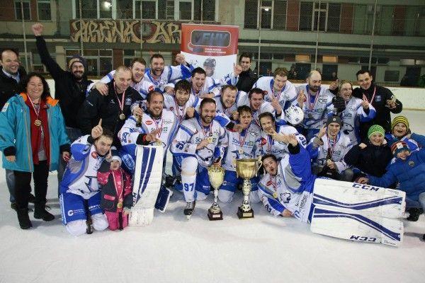EHC Montafon mit zweistelligem Erfolg zum Meistertitel