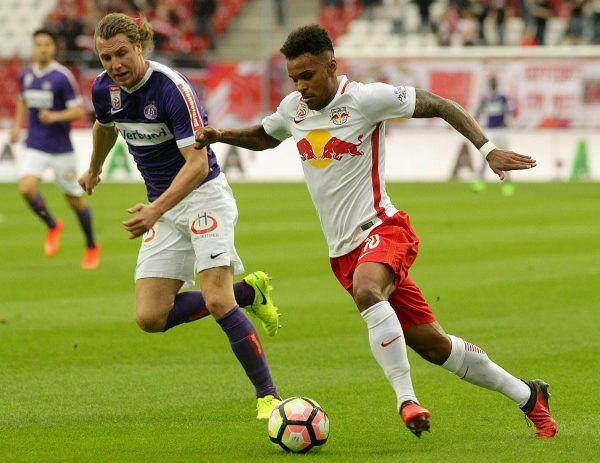So war das Spitzenspiel zwischen Red Bull Salzburg und Austria Wien