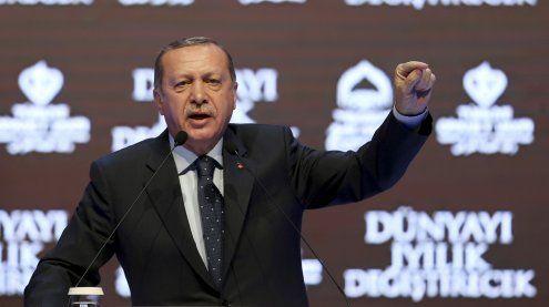 Erdogan mit scharfer Warnung