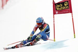 Shiffrin holt Heimsieg in Squaw Valley
