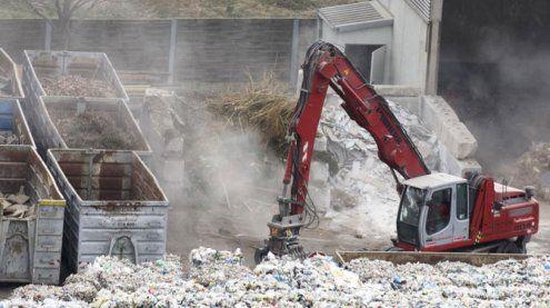Leiche in Müll in Graz gefunden: Abfall-Lieferung kam aus Wien