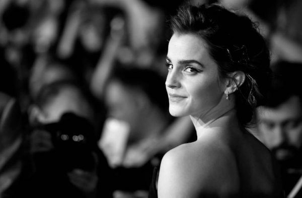 Hübsch und intelligent: Emma Watson.