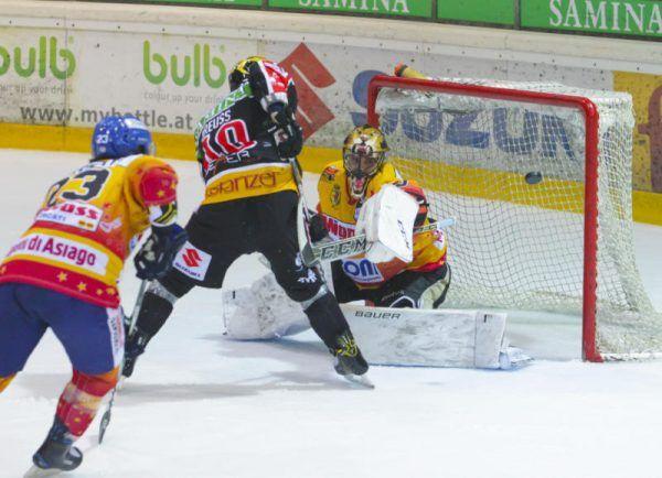 Nach 2:4 in Asiago: VEU Feldkirch verabschiedet sich in den Urlaub