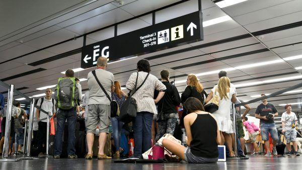 Flughafen-Streiks in Berlin - Alle Wien-Flüge gestrichen