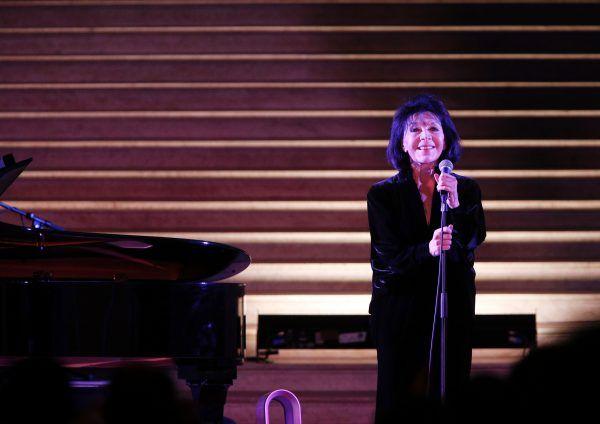 Die 90-jährige Chansonsängerin hätte am 26. März im Konzerthaus auftreten sollen